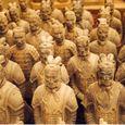 Terracota army circa circa 200 BC
